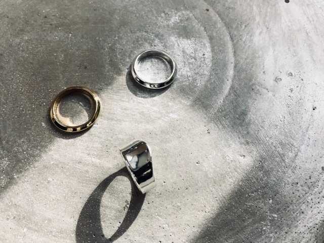 Accessory /Arc Rings Set