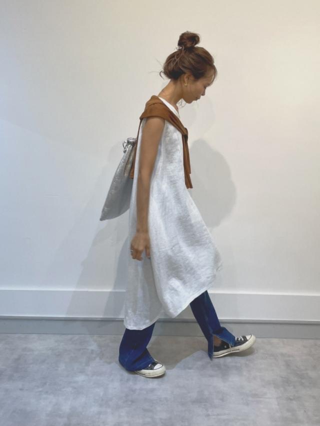 Original Aline linen dress (3color)