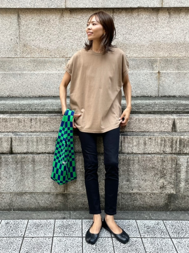 21A/W Basic tunic pullover  (3color)