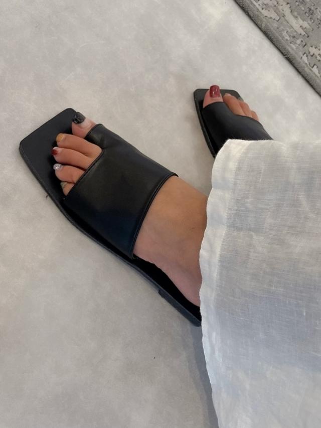 21S/S  Tong sandals (M・L)