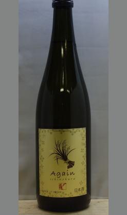 あなたは、フレッシュ派、完熟派、熟成派 宮城 一ノ蔵貴醸酒Again(アゲイン)720ml
