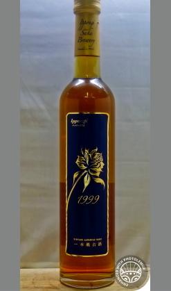 ドライフルーツのように甘味の凝縮、柑橘系の酸味の爽やかさを 福井 一本義 古酒 1999 500ml