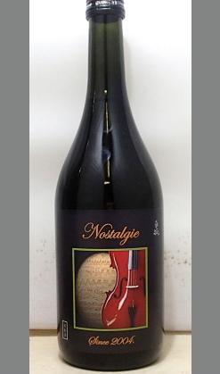 熟成あり・スッキリ喉越しと爽やかな後口の10年熟成大吟醸 和歌山 車坂16BY大吟醸Nostalgie (ノスタルジー) 720ml