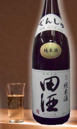幻といわれる中の幻の酒 発売35周年記念復刻醸造酒 青森 田酒 純米酒1800ml