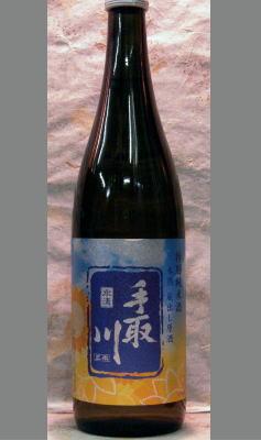 ロック・ハイボールでいかが・・・・石川 22BY手取川特別純米原酒720ml