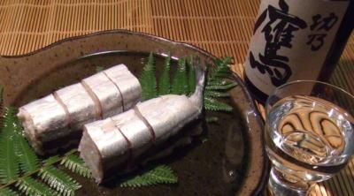 【和歌山・紀南名物 グルメな方におすすめ】さんまなれ寿司となれ寿司によく合う和歌山の地酒セット720ml