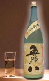 【にごり酒の代名詞・新潟地酒】菊水 にごり酒五郎八1800ml