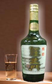 【モンドセレクション21年連続金賞受賞蔵元】和歌山地酒 田端酒造 羅生門 吟醸 鳳凰 720ml