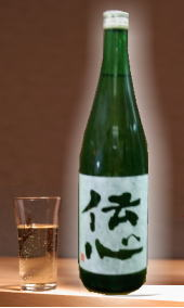 【人気急上昇 爽やかな稲穂を感じさせる純米らしい福井地酒】一本義 伝心 純米酒(稲)720ml