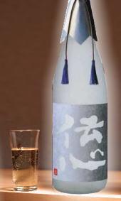 量売180ml 【人気急上昇 雪のようなサラリとした福井地酒】一本義 伝心 純米吟醸(雪)180ml