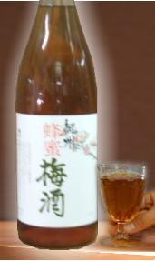 【有田ミカンの蜂蜜と南高梅の梅酒の爽やかハーモニー和歌山梅酒】中野BC 蜂蜜梅酒 1800ml