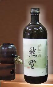 【喉越しの良い和歌山の麦焼酎】中野BC 熊野 25度 720ml
