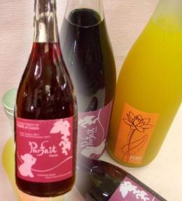 女性に人気のカシスリキュールと梅酒のコラボ カシス梅酒ぱるふぇ720ml