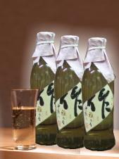 【人気急上昇 とろりと濃厚でフルティーでどこか爽やかな三重地酒】清水醸造 作 雅乃智純米吟醸中取り240ml