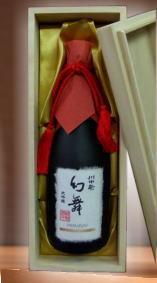 限定 大切な人に贈りたい飲みたいお酒部門第一位長野地酒 川中島 幻舞 大吟醸 【Premium】 720ml