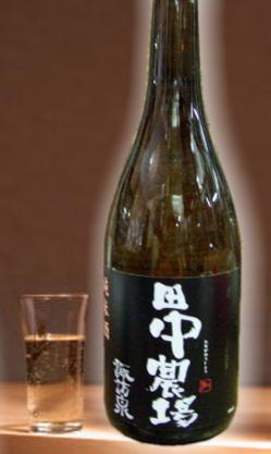 【限定流通】純米熟成酒ならではの柔らかい旨みとコク 鳥取地酒 諏訪泉 2006田中農場5割720ml