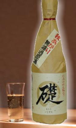 19BYロマンスグレーの琥珀色に輝く熟成向きの酒 純米吟醸生もと造りマルト礎無濾過原酒720ml
