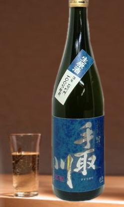 手取川蔵元こと吉田酒造の悲願のお酒『石川門』純米吟醸 無濾過生原酒720ml