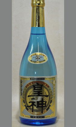 今、話題の焼酎 東酒造 白麹と黄麹をつかった珍しく魚介にもよくあう芋焼酎 皇神(すめがみ)720ml