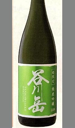 食中酒としてお楽しみいただけます。群馬 谷川岳超限定純米吟醸1800ml