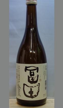 熟成あり・米力をあるがままにじっくりと感じていただきたい 鳥取 諏訪泉冨田七割平成25醸造年度720ml.