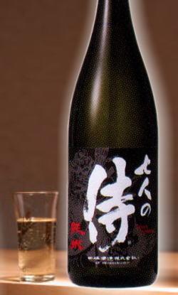 量売180ml 和歌山地酒 モンドセレクション金賞21年連続受賞蔵元がまた蔵が動き出した 純米酒 七人の侍 180ml