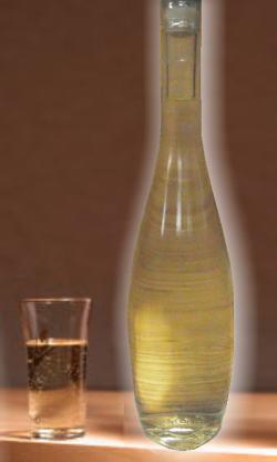 量売180ml 甘さは心に豊かさと癒しを与えてくれる・・平安の時代から伝わる米で造る和風ポートワイン 満寿泉 貴醸酒180ml