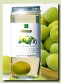 【梅の実入りで梅エキスの美味しさが楽しめます。】プラムハニップC(梅味)200g×15本