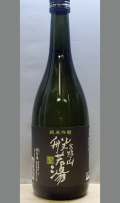 和歌山の淡麗辛爽系としておすすめです。 和歌山 高野山の般若湯 聖 初桜純米吟醸720ml