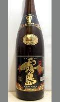 【甘味とコクとお手頃価格で高品質な宮崎芋焼酎】霧島酒造 黒霧島 25度 1800ml