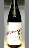 ビギナー向け白ワインテイストとしてお楽しみいただけます。和歌山 南方純米吟醸6号酵母1800ml