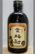 【大変珍しい和歌山らしい和歌山の梅酒の焼酎】中野BC  貴梅酎(きばいちゅう) 25度 300ml