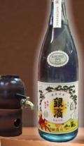 【人気の限定酒】 2008年男らしい芋焼酎をお探しなら 王手門 銀滴 復刻版 1800ml