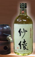 限定 喜多屋蔵元らしいマイルと&スムースな長期樽貯蔵酒 麦 プレミアム紗綾 (さや)25度 720ml