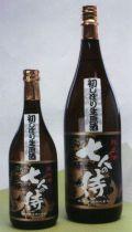 シンプルに米の味わいを感じる正統派純米酒 和歌山 田端酒造 七人の侍純米生原酒(しぼりたて生原酒)720ml