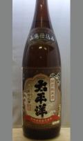 新小林杜氏の元 新たな本格ラインナップ 和歌山 新宮 尾崎酒造 太平洋山廃特別無濾過純米1800ml