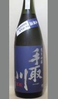 手取川蔵元こと吉田酒造の悲願のお酒『石川門』純米吟醸 無濾過生原酒1800ml