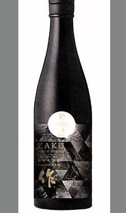 お届け30年11月から 三重 清水醸造 作純米大吟醸《新酒》720ml