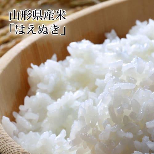 山形県産はえぬき【うまいず極上米】令和元年度産