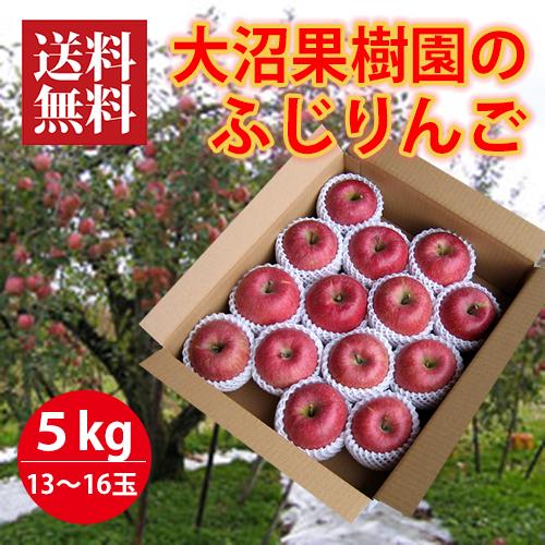大沼果樹園ふじりんご