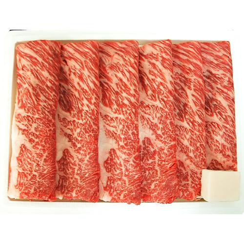【特価品】特選山形牛[肩ロース]すき焼用740g
