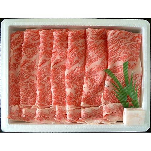 【特価品】蔵王牛[ロース]すき焼用900g