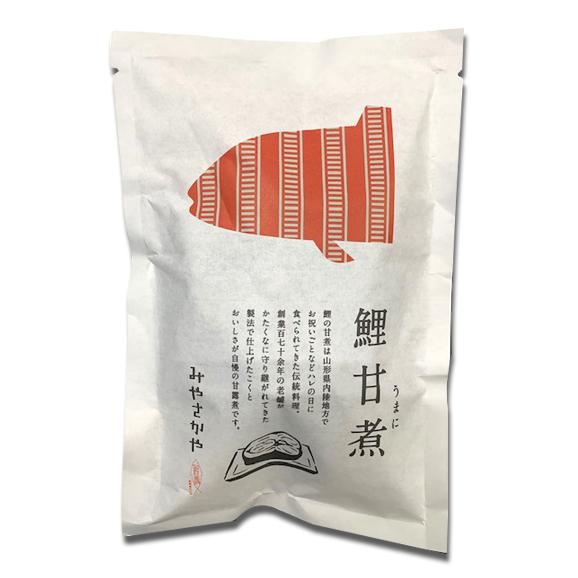 鯉の甘煮(170g×1袋)