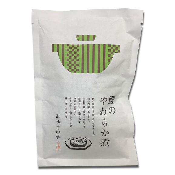 鯉の甘煮柔らか仕立て(140g×1袋)