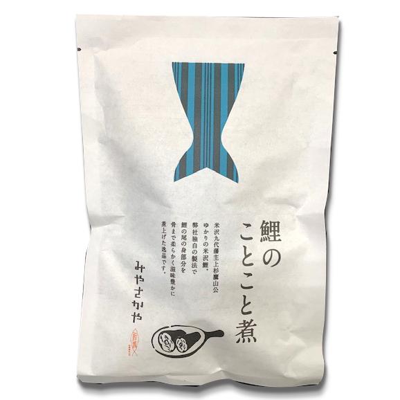 鯉の甘煮ことこと煮(150g×1袋)