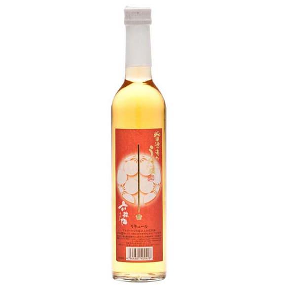 六歌仙/純米酒で造ったうめ酒[500ml]