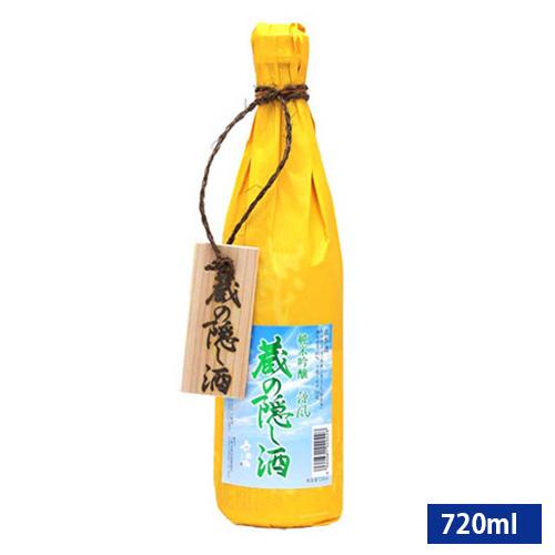 【六歌仙】蔵の隠し酒純米吟醸涼風[720ml]
