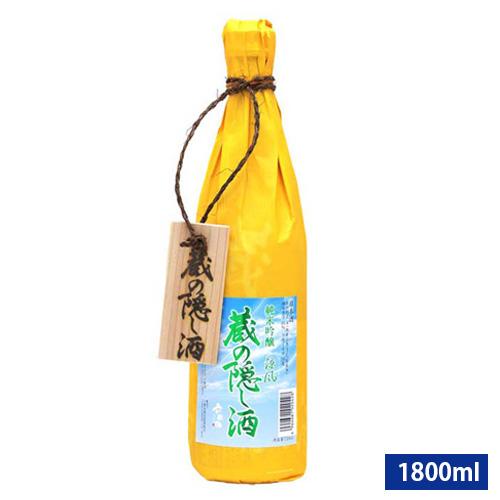 【六歌仙】蔵の隠し酒純米吟醸涼風[1800ml]