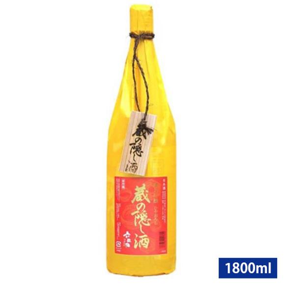 六歌仙/蔵の隠し酒純米吟醸ひやおろし[1800ml]