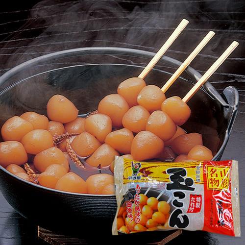 平野屋の特製タレ付玉こん[300g×10袋セット]